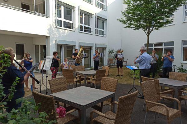 Auftritte Altersheim 2020
